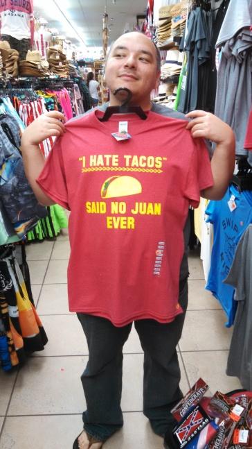Taco's!!!