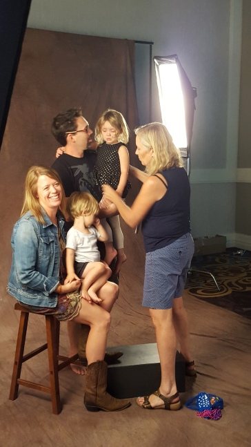 Learning about posing families